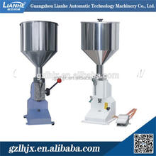 Factory direct Manual filling machine, oil filling machine, cream lotion filling machine (A03)