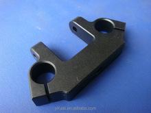 China precision 6061 aluminium milling service