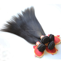 Full cuticle large stock wholesale peruvian virgin remy hair extension