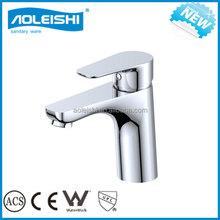 Brass single handle basin faucet 12362