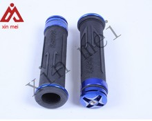 Guangzhou Factory Durable Brown Vespa Rubber Handle Grip Motorcycle Spare Part