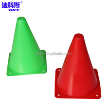 plastic sports training marker cones & soccer training mark cones