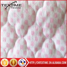 100% Polyester super soft quilting for blanket/garments fabric