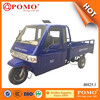 2015 China Popular Heavy Load Enclosed 250CC Water Cooled Adult Tricycle For Cargo