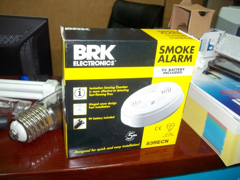 brk smoke detector buy wireless transmitting smoke detector product on. Black Bedroom Furniture Sets. Home Design Ideas