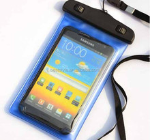 Hot sale popular water proof phone cover pvc bag