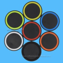 New China factory supply slim design 76% high efficiency universal power qI wireless chargers