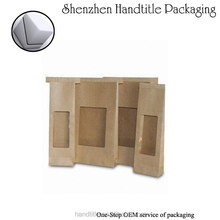 Custom Printed Paper Snack Food Packaging Bag snack paper bag