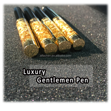 Environmental Friendly Metal Ball Pen Nice Gifts to CEO President VIP