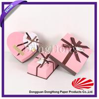 Paper box packaging for gift, Custom design paper packaging box