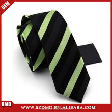 Wholesale Skinny Ties for Man Polyester Paisely Custom Made Tie