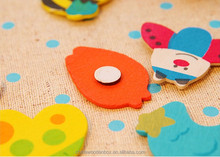 2015 lovely cheap wooden furniture cartoon stickers