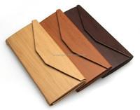 Wood Grain Cardboard Glasses Box/Eyewear Case
