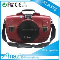 New hot-sell heavy sound 8 inch bluetooth amplifier wireless microphone speaker