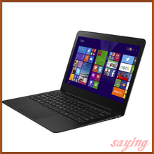 2015 13.3 inches Intel cpu Widescreen portable mini laptop