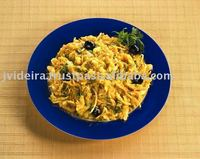 BACALAO DORADO - Golden Codfish: stir-fry ready meal