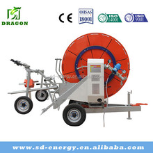agriculture water irrigation system sprinkler irrigations machine 75-300 with sprinkler model and boom model