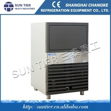 5 Tons Dry cube Ice Machine With Infrared Senser 100% Payment Refund