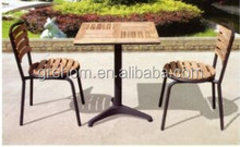 small modern used coffee shop table and chairs design