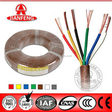 2014 jianfeng 4 core signal control cable with high quality