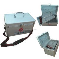 Aluminium Medical Paramedic Doctors Case hearing aid storage case