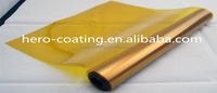 Silver /Gold Metalized PET Film for Emergency blanket (first aid blanket)