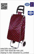 plegable personales de las personas mayores de comestibles 6 rueda de carro de la compra para subir escaleras