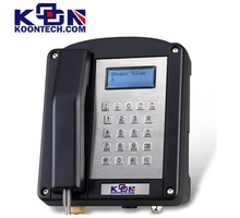Explosion proof phone coal /petroleum Telephone KNEX1