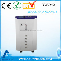 Built-in Oxygen system ozone water machine/5~18g/h industrial ozone treatment for waste water,pool water