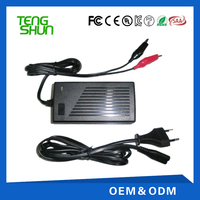 High power smart 12V 4A li - ion battery charger motorcycle
