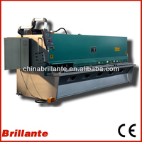 STEEL SHEET GUILLOTINE SHEAR CUTTER/BRILLANTE