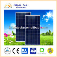 High quality PV module 235w solar panels
