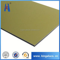 aluminum trailer side panel aluminum alucobond