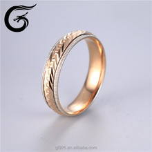 ring 925 silver rose gold for couples Cupid jewelry