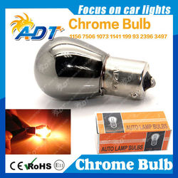 S25 1156 Car Chrome lamp Turning Signal Light for European type of cars