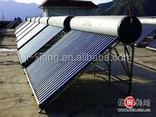 Integrated Pressurized Bearing Solar Water Heater haining jixiang solar energy co., ltd.