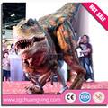 caliente 2014 parque de atracciones parque jurásico traje de dinosaurio