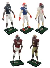 2015 cheap price small quantity hot toys action figures football player action figure