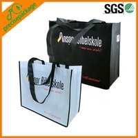 big size qualitied eco insulated nonwoven grocery bag