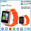 Newest IOS Sync Pedometer 1.5inch 3g android 4.0 watch phone