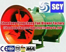 hot sell flashing fan for cement kiln