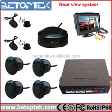 4.3 Inch LCD Monitor Parking Sensor Car Camera System Rear View Camera Installation Service