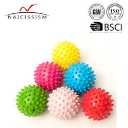 9cm dia hand massage spiky ball