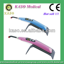 KASO Wireless Woodpecker LED Curing Light KS-LC103/ Dental Light cure