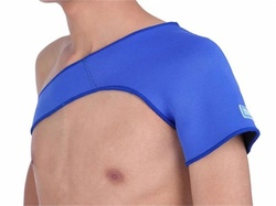for Basketball made in china orthopedic shoulder support seat belt shoulder pad