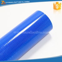 Safety Packing PET 7-9 Years Service Life Computer Cutting High Intensity Grade Reflective Sheeting/Film/Material