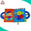 Custom Design Baby Cloth Book For Education