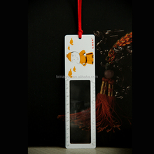 fabbrica di vendere novità custom segnalibro dimensioni magnifier
