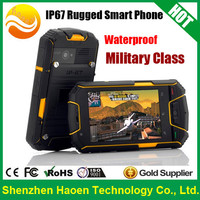 Military Low Price China Unlocked Mobile Phones 3G WCDMA GSM Android IP67 ShockProof Mobile Phone With GPS Dual Core Sim Card