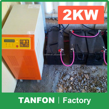 Widely use high frequency 500W on grid tie inverter